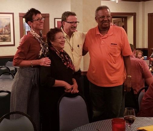 Fr. Rafael and friends