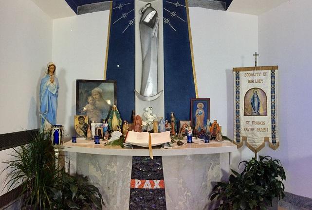 Mary Altar 2