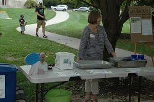 Sustainability at work St. Francis Xavier Picnic 2017